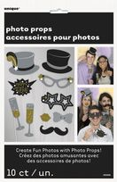 Jazzy New Year's Photo Props (10)